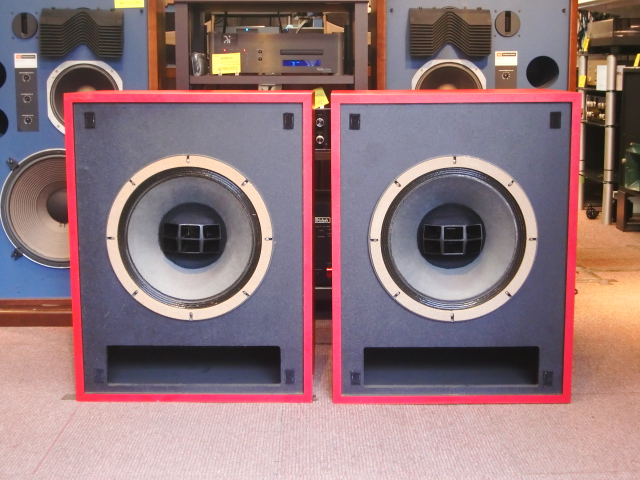 Altec 604 Duplex Speakers and related