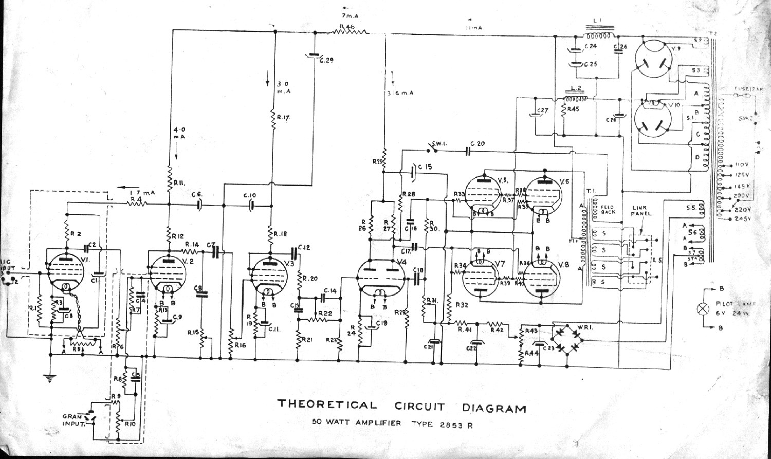Index Of Pdf Philips Electronic Circuits And Tubes